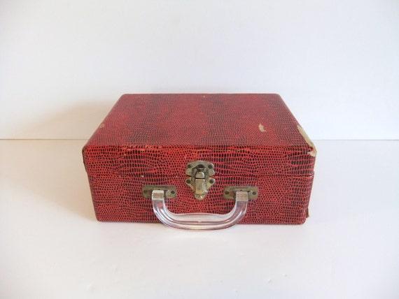 Vintage wood Case or box