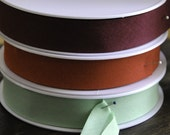 French Single Fold 27mm /1 inch bias tape - 1 yard or more