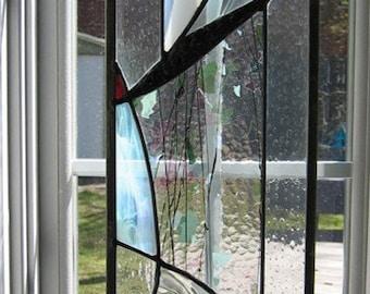 Art Glass Window Panel
