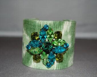 The Palm Beach Cuff Bracelet