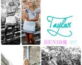 Inspiration Blog Board / Collage