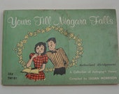 Vintage Strange Sayings Of the 1950s Collection Of Autograph Verses Yours Till Niagara Falls