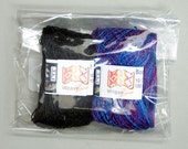 Bookmark Kit (Sapphire) Handpainted Tencel