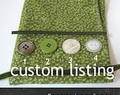 Custom listing for SummerFlower