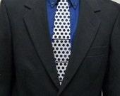 "Metal Neckties, Aluminum, Perforated, 3/8"" (10 mm) Holes"