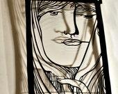 Woman in the  window Elli