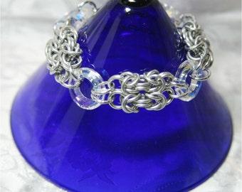 Byzantine Crystal Bracelet