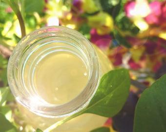 Basil Luscious  - shampoo basil mint mango natural plus beautiful postcard