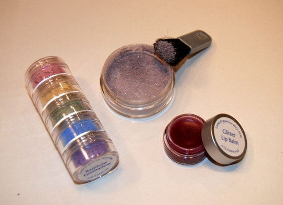 Natural kids makeup kit