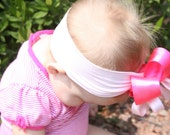 3-inch Interchangeable Stretchy Headband - You Choose the Color
