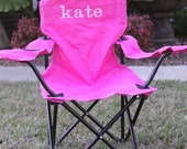 LIMITED TIME - Personalized FREE - Kid's Camp Chair MORE COLORS - ORDER NOW