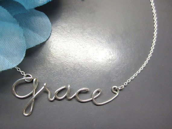 Reserved listing for Maria......handmade sterling silver necklace, everyday, mothers day, bridal party, graduation gift
