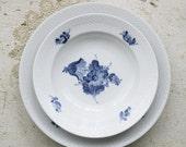 royal copenhagen plate and bowl