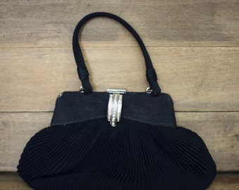 little black purse
