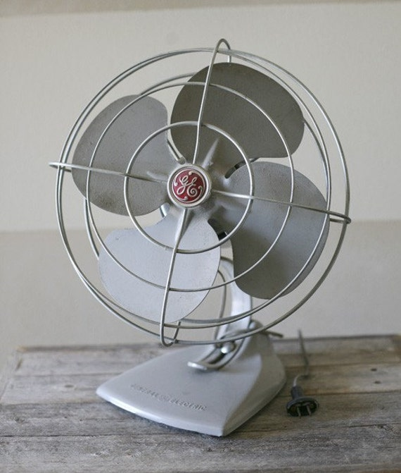general electric fan by sadieolive on etsy