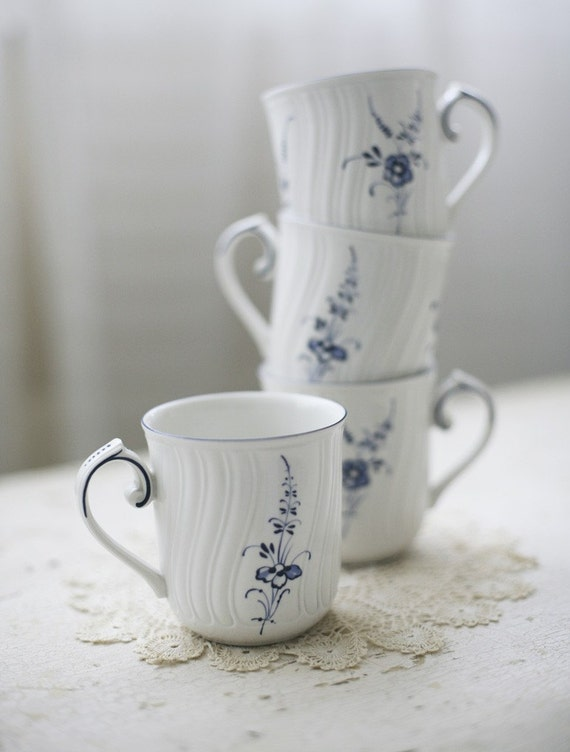 villeroy and boch teacups