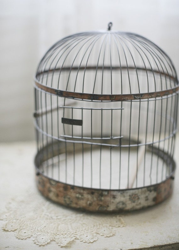 Victorian Beehive Maxwell Bird Cage