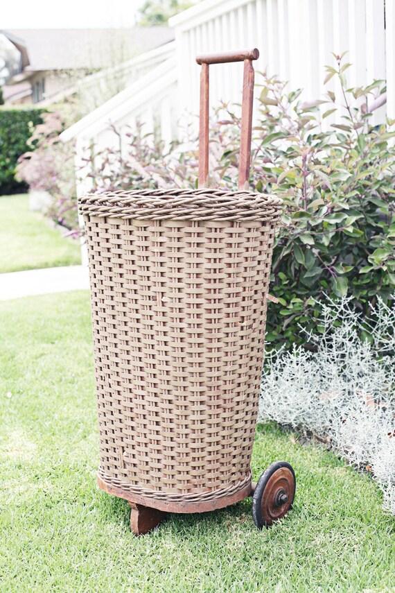 rolling market basket