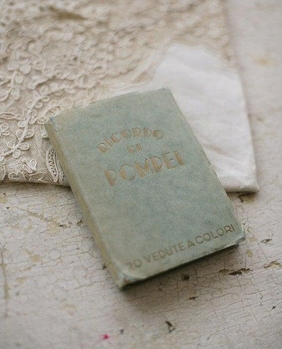 pompei mini postcards