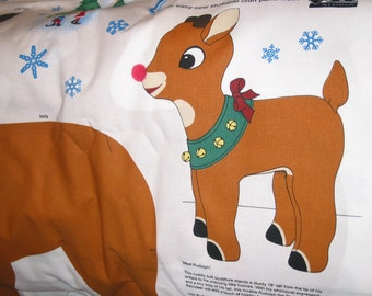 Rudolph the Red-Nosed Reindeer VIP panel