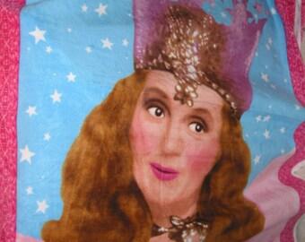 Glinda the Good Witch Fleece Panel