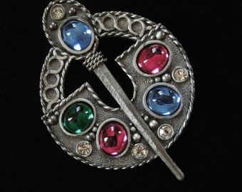 Celtic Penannular Brooch, Unsigned Miracle