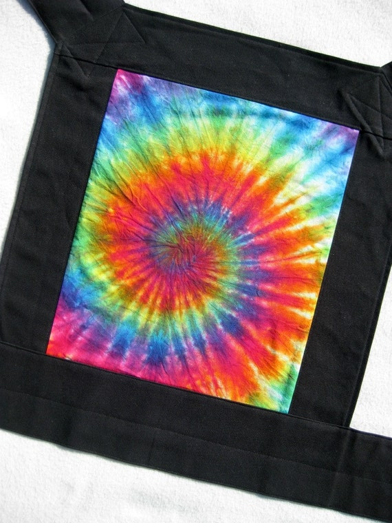 One of a Kind Tie Dye Mei Tai Baby Carrier by Big Sister Designs