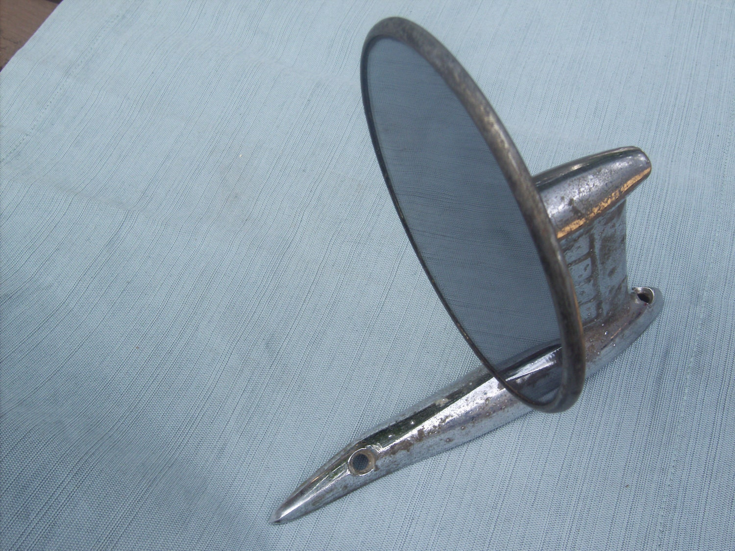Old Car Mirror 1950s Or 60s