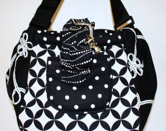 Hand Crafted By Maggie  Hobo - Hippie Crossbody bag - Fun   Sale.Free Postage in USA