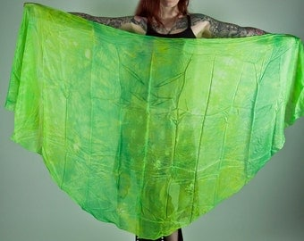 Twist of Lime, Semicircle Belly Dance Veil