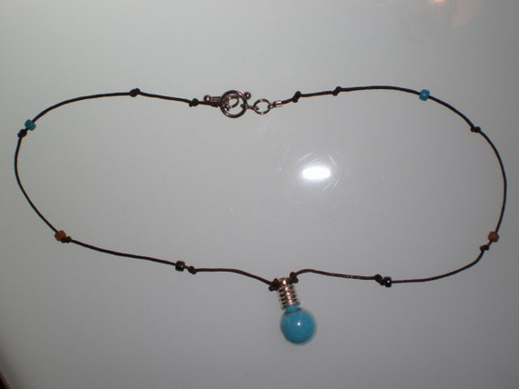 Zombieland Tallahassee Inspired Necklace