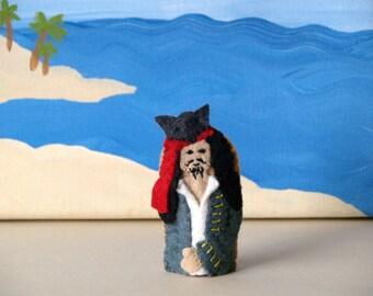 Captain Jack Finger Puppet