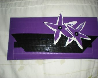 Delicious Duct Tape Clutch