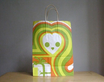 Vintage Paper Shopping Bag