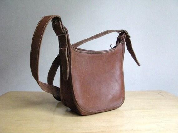 COACH Chestnut Shoulder Bag