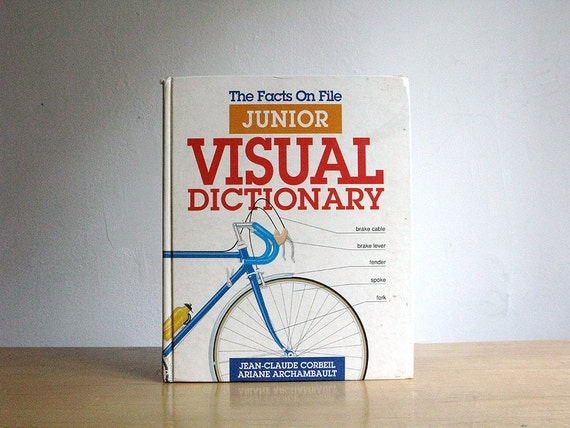 Illustrated Junior Visual Dictionary