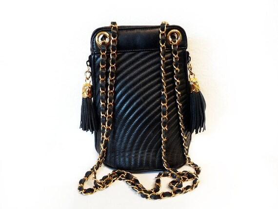 Ashneil Genuine Leather Stitched Shoulder Bag Purse
