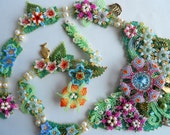 Thumbelina's Garden Necklace