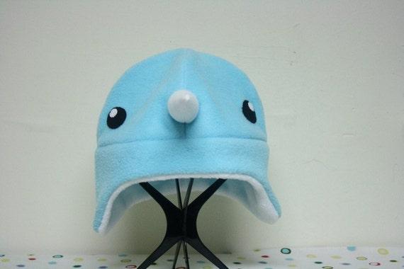 Narwhal Fleece Hat