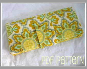 Wonderful Wallet PDF Pattern and Tutorial - A great beginner project