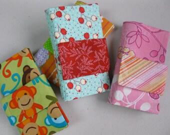 Cotton Candy Wallet PDF PATTERN - Great beginner wallet pattern - Easy