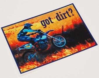 Got Dirt Sticker
