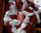 Poly Mesh Bama Wreath