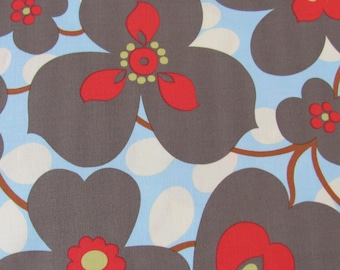 Amy Butler Fabric- Morning Glory in Linen