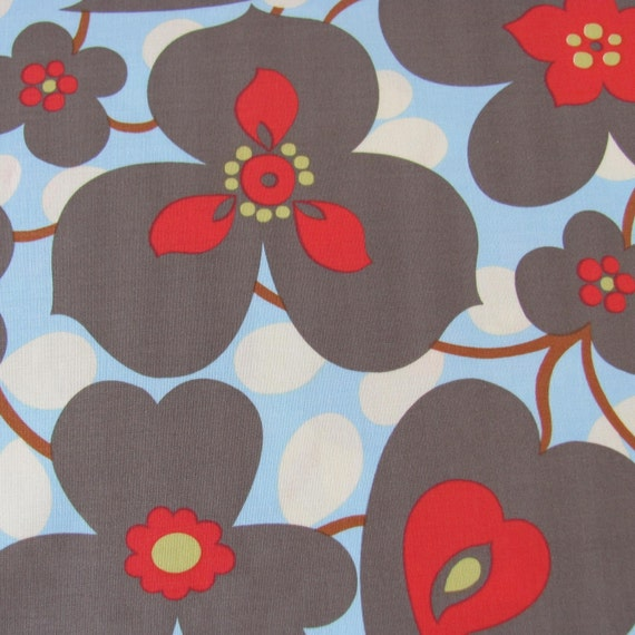 Amy Butler Fabric- Morning Glory- Cotton- Sewing, Quilting