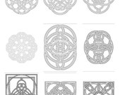Celtic Knot Coloring Book 2, PDF