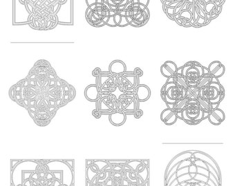 celtic knot coloring book 5 pdf - Celtic Coloring Book
