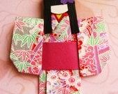 Japanese origami paper doll Mariko