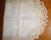 vintage style table runner