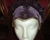 Tudor Headpiece